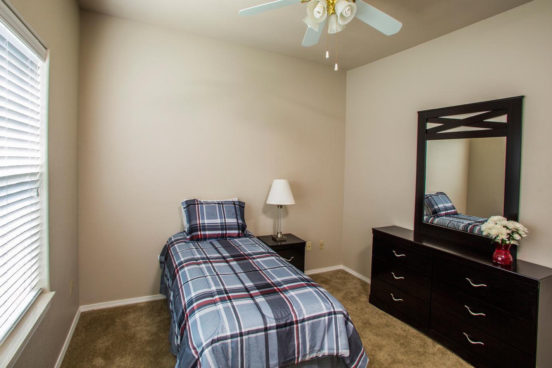 Three Bedroom Two Bath – Bedroom