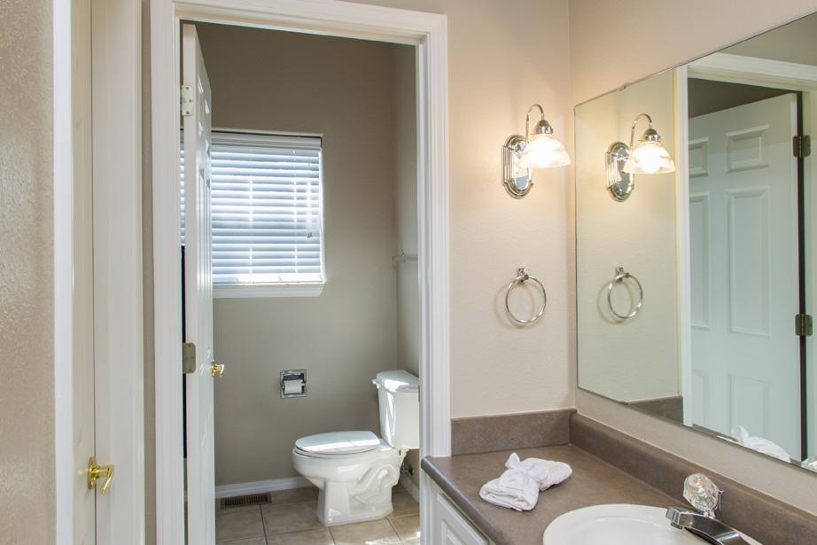Three Bedroom Garden Home – Bathroom